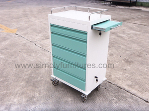 high quality anesthesia cart