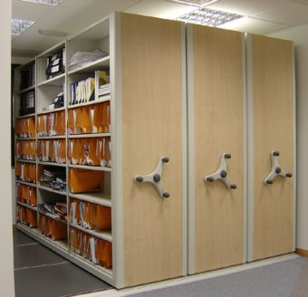 cabinet filing system