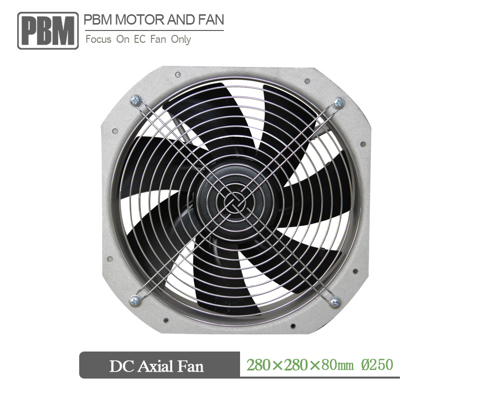 Axial Fan Systems : Dc axial fan  mm buy