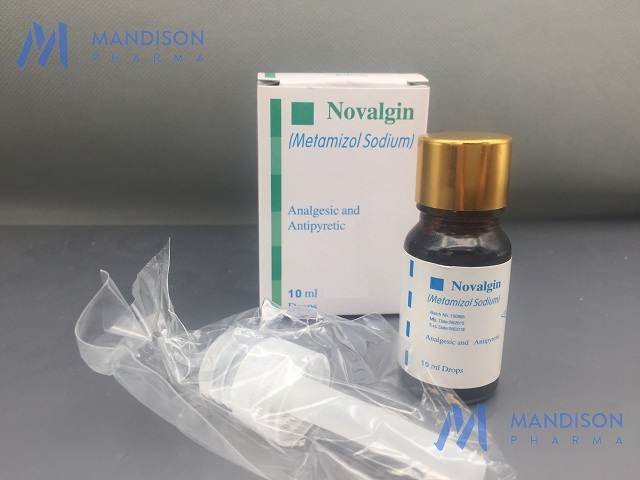Metamizol Sodium Drops