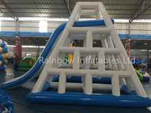 RB32023( 2x3m )Inflatable Floating Water Climbing Ladder/Inflatable Water Game