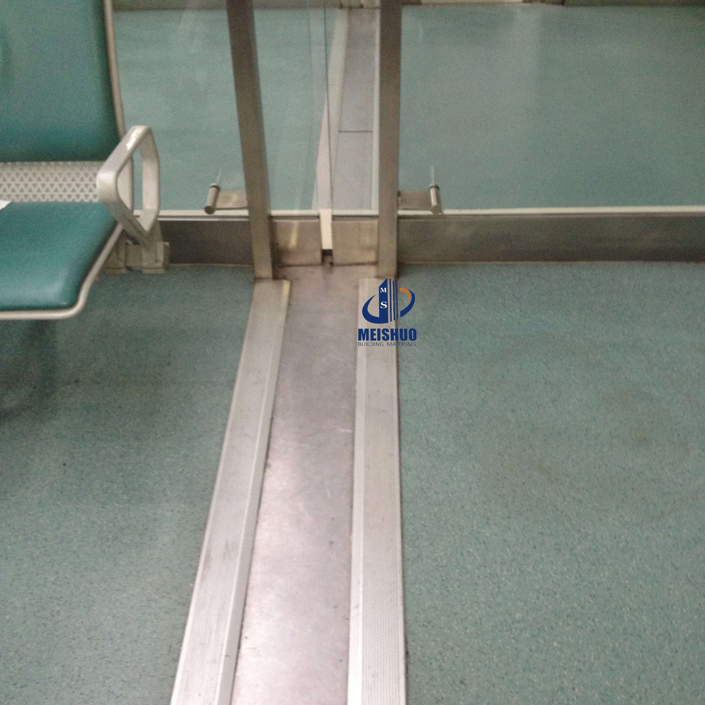 Lock Metal Floor Expansion Joint Covers MSDK