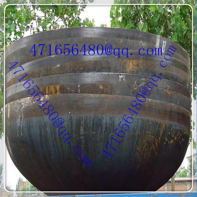 Spherical Dish Tank Head shippment