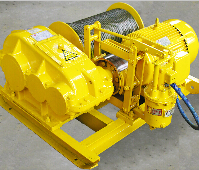 JK electric winch with fast speed 2