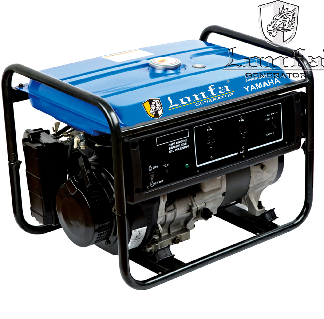 Yamaha design gasoline generator ef2600 buy yamaha for Honda vs yamaha generator