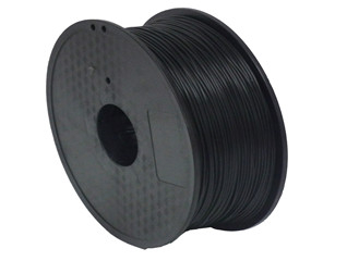 1.75mm/3.0mm Black Color ABS PLA 3D Printer Filament