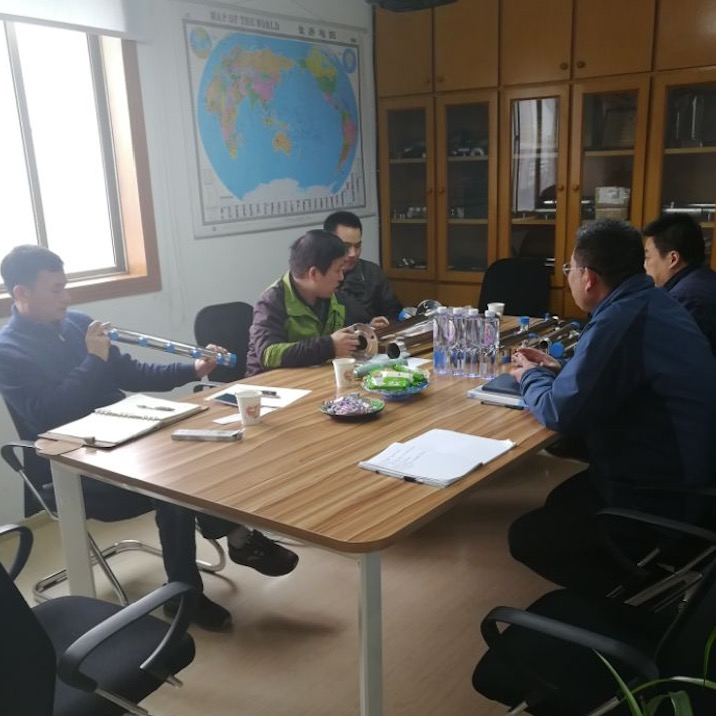 3S International Warmly Welcome the Visit of Xylem(Nanjing) Customers