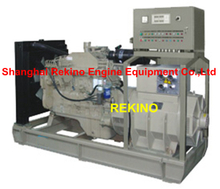 Cummins 150KW 50HZ marine emergency diesel generator set