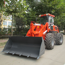 wheel loader ZL20 (75KW/102HP engine,16/70-24 bigger tire)