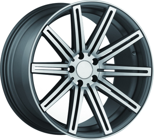 W90763 AFTERMARKET Alloy Wheel / Wheel Rim for vossen