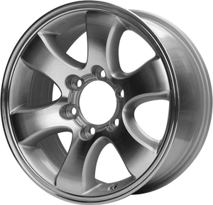 W0619 Toyota Prado alloy wheel Replica Alloy Wheel / Wheel Rim