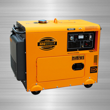 4600W Soundproof Generator