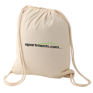 Canvas drawstring bags bulk