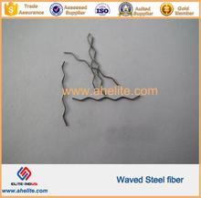 waved steel fiber