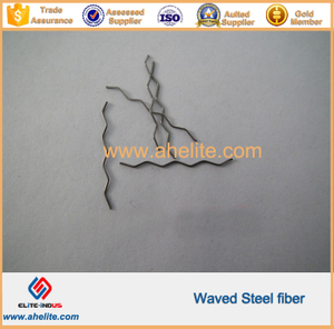 waved steel fiber