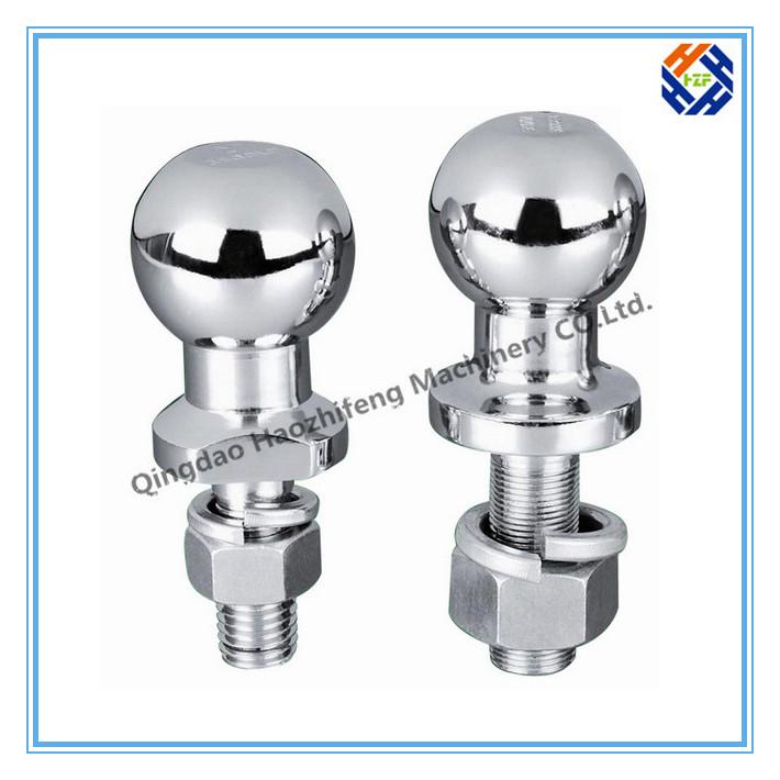Trailer Ball by Forging CNC Machining Process-1