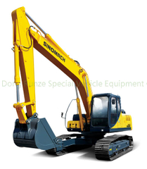 SINOMACH Hydraulic excavators ZG3365LC-9C export to Ghana price