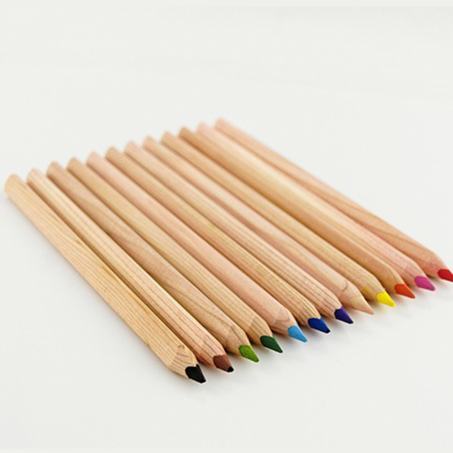 The green environmental protection does not have pollution multicolor rainbow water-soluble pencil X66