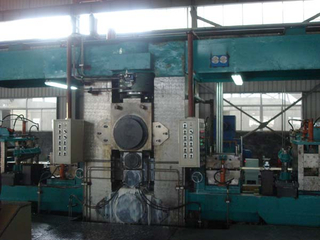 steel coil rolling machine