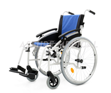 AL-005 Aluminum Light weight wheelchair