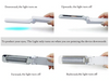 UVC/ UV/ Ultraviolet Sterilization LED Lamps, Lights, Antivirus Mini Portable Handheld, Home/Car/Truck Disinfection