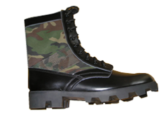 Army High Quality Water Repellent Jungle Boot