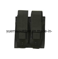 Military Double Pistol Magazine Pouch