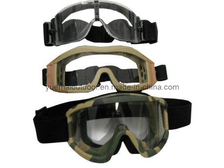 Military Tactical Goggles with High Quality Lense