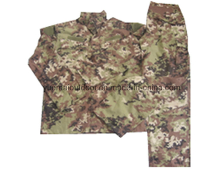 Military and Combat Acu Uniforms in Vegetato Camo