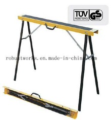 Foldable Metal Saw Horse (18-1202)