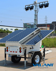 Mobile Light Tower VTS1200D-L