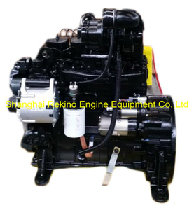 DCEC Cummins 4BTAA3.9-C130 Construction diesel engine motor 130HP
