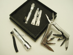Custom Logo Outdoor Camping Executive Business Gift Hardware Tool Kit Set