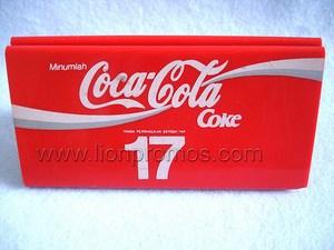 Coca Cola Restaurant,Bar Gift Acrylic Menu Holder