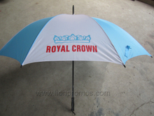 Cameroun Dairy Industry Royal Crown Logo Umbrella