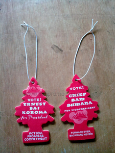 Presidential Election Events Gift Car Air Freshener