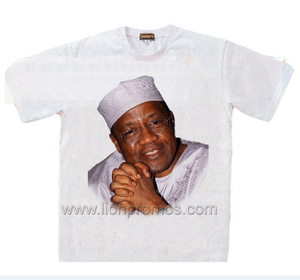 Presidential Election Campaign Promotioal T Shirt