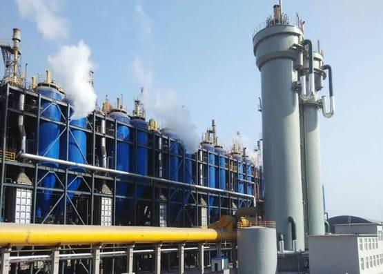 Clean coal gasification project – Jiaokou Feimei Aluminum Refinery Co., Ltd