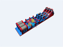 RB05209-5( 30x6x6m) Inflatables Multifunction 5K Obstacles New design