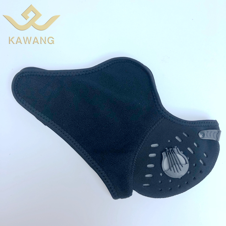 Kawang high quality elevation thermal smoking mouth nose ski n99 oxygen mask