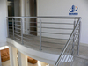 Outside Deck Stainless Steel Cable Railing