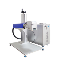 Cyclops Camera Position Fiber Laser Marking System