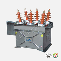 12kv Sf6 Gas Outdoor Load Break Switches with Auto Reclosures