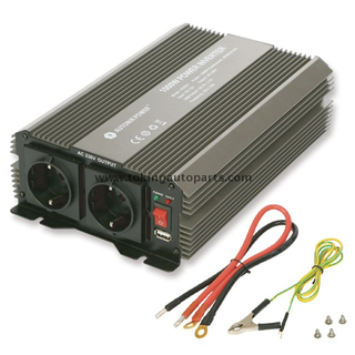 INVERSOR MODIFICADO 1000With1200W de la ONDA de SENO