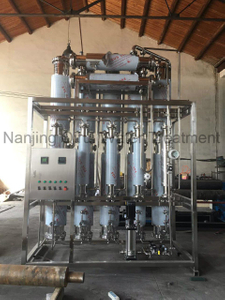 Multiple Effect Distilled Water Equipment for WFI