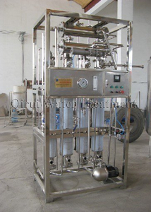 Samll Capacity Distilled Water Machine