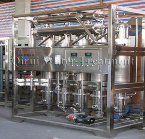 Multi-Effect Distiller (Distilled Water Machine) for Injection Water Use
