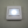 Battery operated wall mounted cordless COB LED switch night light