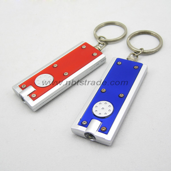 Portable LED Key Chain Light