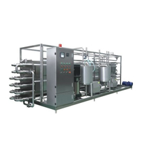 UHT Pipe Sterilizer For Juice